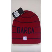 Gorro Futbol Club Barcelona Adulto