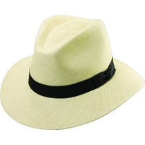 Gorra Scala Sombreros Panamá Burbuja Top Safari Hat Natural