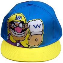 Nintendo Wario Gorra Importada 100% Original