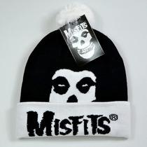 Misfits Gorro De Invierno Importado 100% Original
