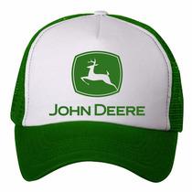 Gorra - Vinil - Logo John Deere