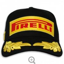 Gorra Oficial Podium Pirelli P-zero F1 Formula 1