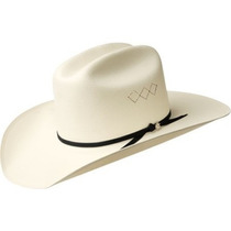 Gorra 100x Cooper Sombrero Occidental Natural, 7 1/2
