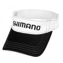Visera A-flex Shimano Color Blanco