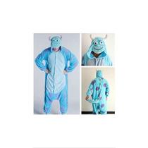 Pijama Talla M Monsters Inc