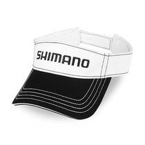 Visera Ajustable Shimano Color Blanco