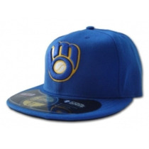 Gorras Originales New Era Beisbol Milwaukee Brewers 59fifty
