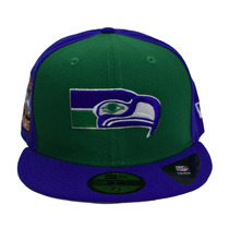 Gorras Originales New Era Nfl Seattle Seahawks 7 1/2 59fifty