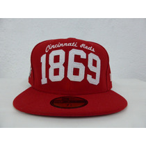 Gorras Originales New Era Beisbol Rojos Cincinnati 59fifty