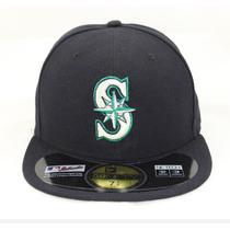 Gorras Originales New Era Beisbol Seattle Mariners 59fifty
