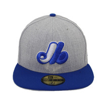 Gorras Originales New Era Beisbol Monreal Expos 59fifty