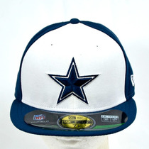 Dallas Cowboys New Era Gorra 59fifty 100% Original