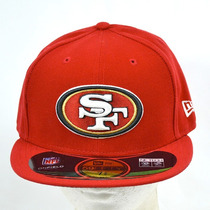 San Francisco 49ers New Era Gorra 59fifty 100% Original
