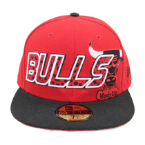 Gorras Originales New Era Nba Chicago Bulls 59fifty