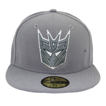 Gorras Originales New Era Transformers Decepticons 59fifty