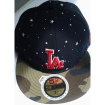 Mlb Los Angeles Dodgers Cap New Era 59 Series 7 1/4 $350