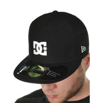 Gorra Cap New Era Dc Shoes Skate 7 1/2 59.6 Cm Mlb Sb