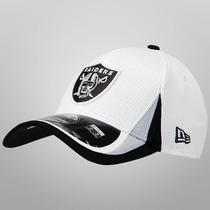 Gorra New Era 3930 Nfl Oakland Raiders Onf Trng