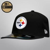 Gorra New Era 5950 Nfl Pittsburgh Steelers On Field Game