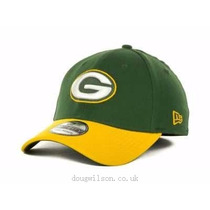 Gorra New Era Green Bay Packers