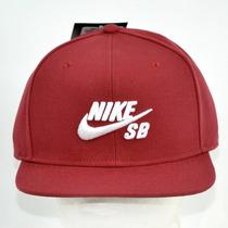 Nike Sb Gorra Snapback 100% Original 4