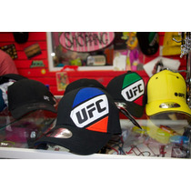 Gorras De La Ufc Originales! Son Cerradas.
