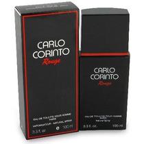 Perfume Carlo Corinto Rouge 100 Ml ¡¡ 100% Originales¡