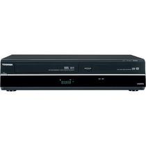 Genial Combo Vhs Dvd Para Grabar En Ambos Dvr620 Toshiba
