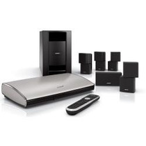 Bose Lifestyle T20 Home Theater De 5.1 Canales Flr