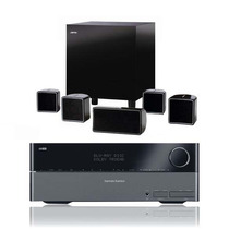 Harman Kardon Avr-2600 Receptor Y Jamo A102 5.1 Home Theater