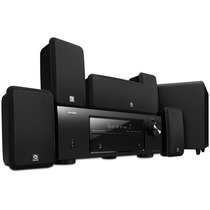 Denon Dht-15131ba 5.1 Canales Sistema Home Theater