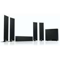 Kef T305 5.1 Canales Sistema Home Theater