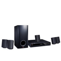 Teatro En Casa Home Theater Lg 5.1 Blu Ray Smart Tv Bh4030s