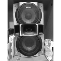 Modular Sony Genezy Excelente Sonido Detalle