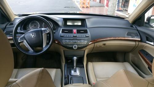 Honda Accord 4p Exl 4 Cil, Piel, Equipado