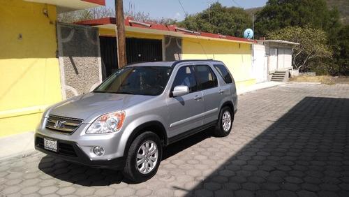 Honda Crv 2006 Exl 4wd La Mas Equipada Anda Al 100%