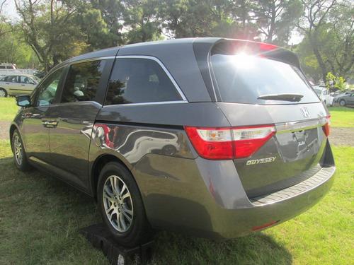 Honda Odyssey 2013 Exl