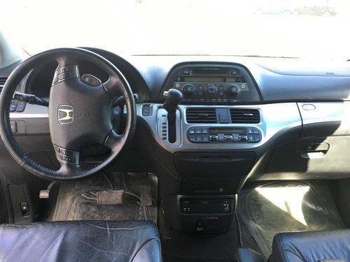 Honda Odyssey Touring 2010, Piel, Dvd, Q/c