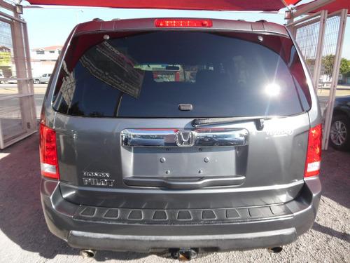 Honda Pilot Lx 2011 Credito Recibo Auto Financiamiento
