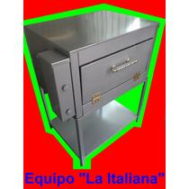 Horno 2 Charolas Pizzas /pan/ Pavos /piernas/ Nuevo Diseño
