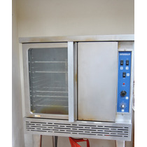 Horno De Conveccion Gas Lp De Acero Inoxidable