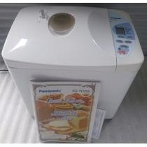 Panificadora Automática Horno Para Pan Panasonic Sd-yd250