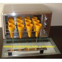 Horno De Convecccion, Pizza En Cono,versatil, Varios Usos