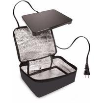 Bolsa Minihorno Campamento Portátil Calentador Hotlogic Negr