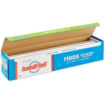 Papel Aluminio Rollo Jumbo Handi Foil De 45 Cm X 304 Metros