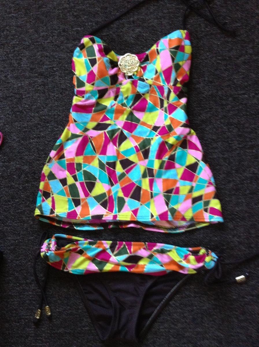 Traje De Baño Mujer Nuevo:Hot Kiss Traje De Baño Bikinis Para Mujer Mediano – $ 33000 en