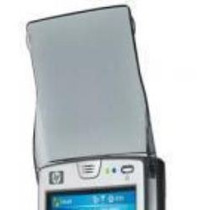 Tapa Cubre Pantalla D Celular Ipaq Hw6915 Touchscreen Hp Mn4
