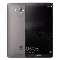 Huawei Mate 8 Dual Sim Gris 16mp 32gb 4g Octa, Envío Gratis!