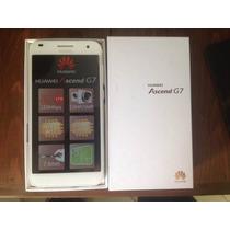 Huawei G7 Libre Cualquier Compañia 4g Lte + 1 Kit De Regalo