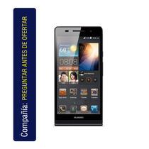 Huawei Ascend P6 Cám 8mpx Wifi Redes Sociales Whatsapp